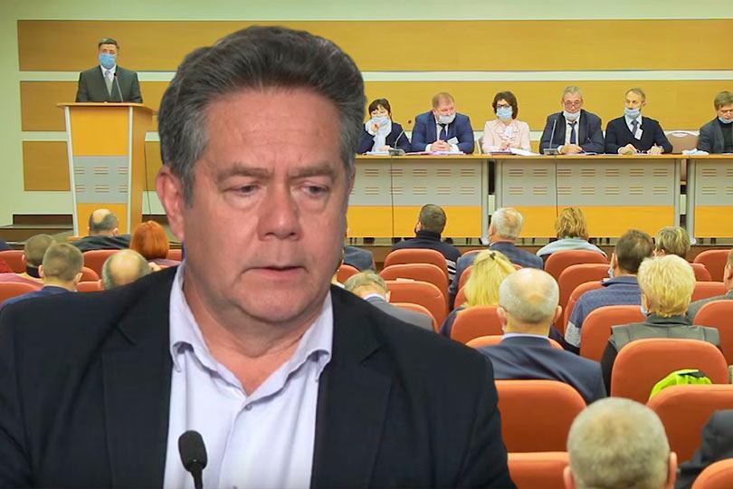 Платошкин и съезд СПРФ