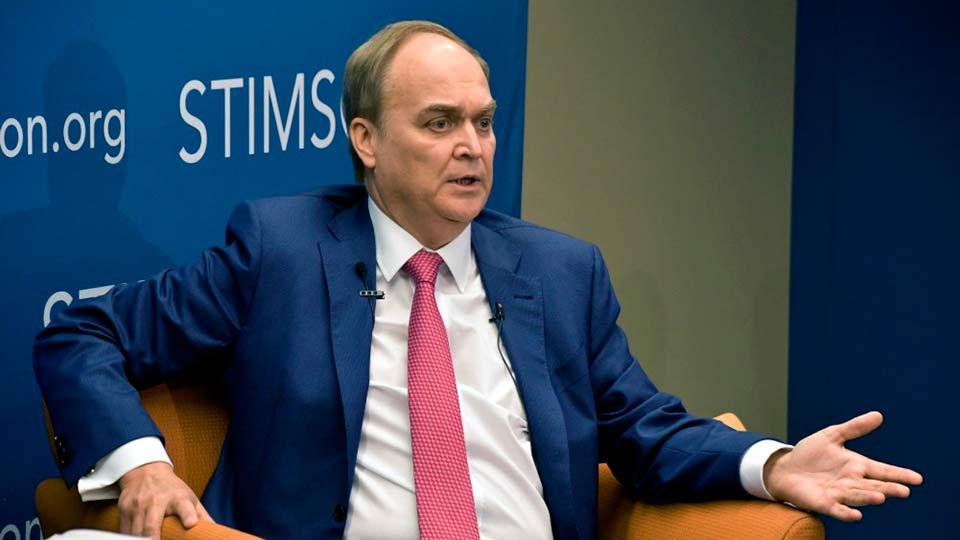 Посол РФ в США Антонов