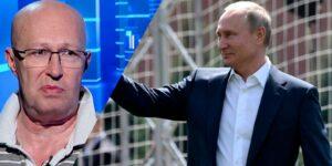 Соловей с печалью сообщил, что Путин скоро покинет свой пост президента и в этом у него нет ни малейших сомнений
