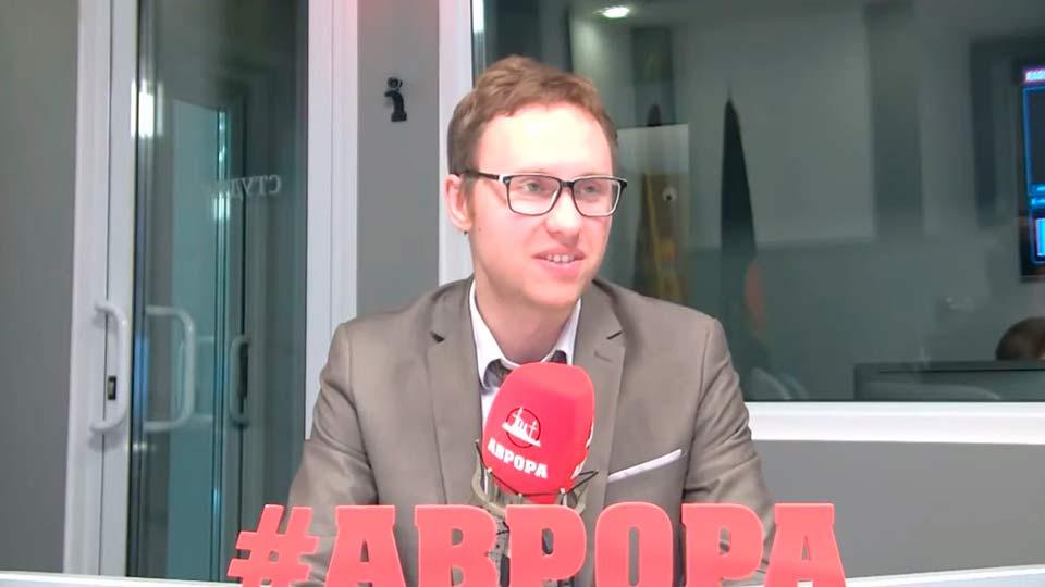 Павел Иванов на радио Аврора