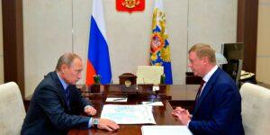 Чубайс начал развал ЕЭС РФ 15 лет назад и вот теперь Путин заявил, что государство возвращает себе контроль