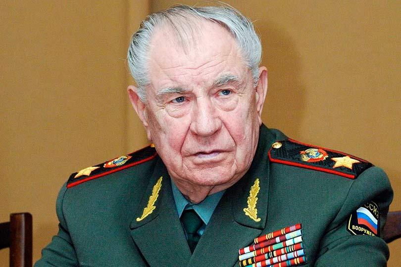 Маршал СССР Дмитрий Язов