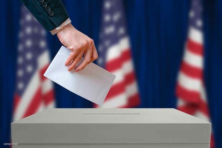 Америка и весь мир замерли в тишине, так как закрылся последний избирательный участок на выборах президента США