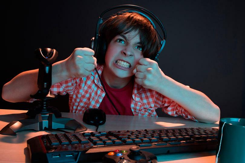 Безумные геймеры