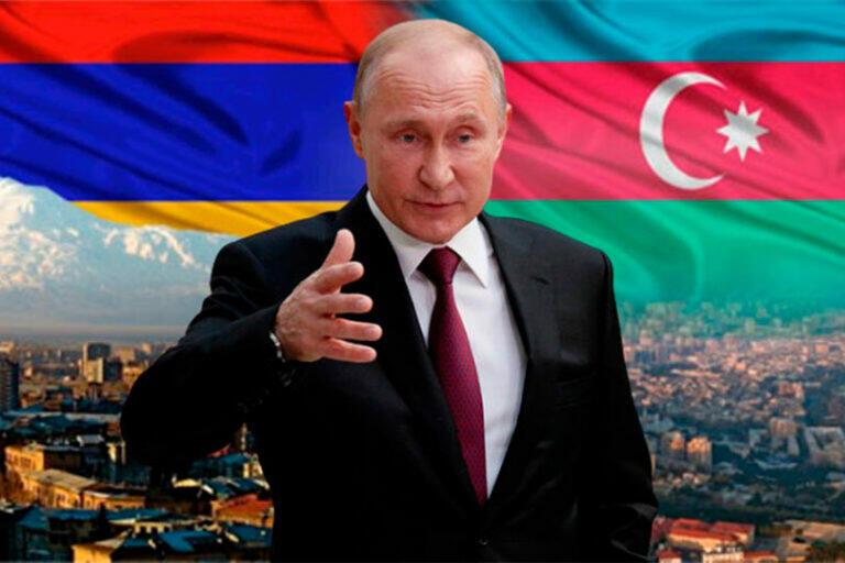 Победа Азербайджана над Арменией в НКР, а также крупное геополитическое поражение России