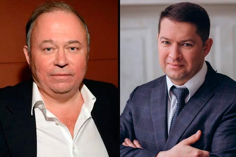 Андрей Караулов и Дмитрий Еделев