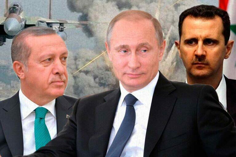 В Анкаре прошли напряженные переговоры, после отданного им Закавказья турки обнаглели и требуют отдать им Асада