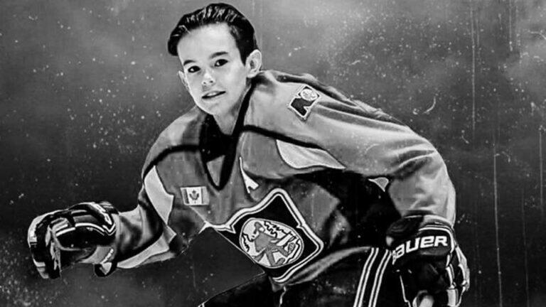 13-летний хоккеист умер отинсульта