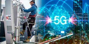 На данный момент, в Китае установили 70% станций 5G от общего числа в мире
