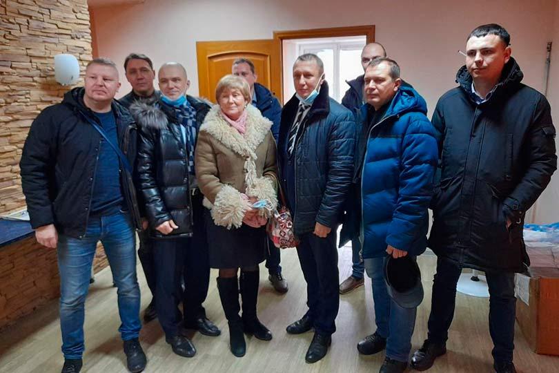 Хабаровские депутаты, которые вышли из ЛДПР