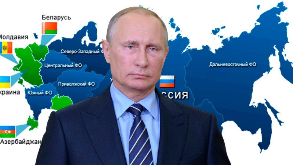 Путин и страны СНГ