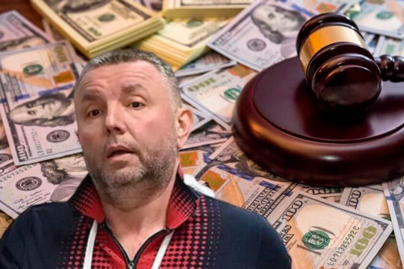Черкалин и деньги