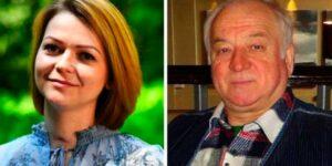 Сергей Скрипаль и его дочь Юлия вновь засветились в информационном поле России, после телефонного звонка