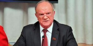 Несменяемый Зюганов, пылко прокомментировал отставку Чубайса, которого Путин наконец-то уволил