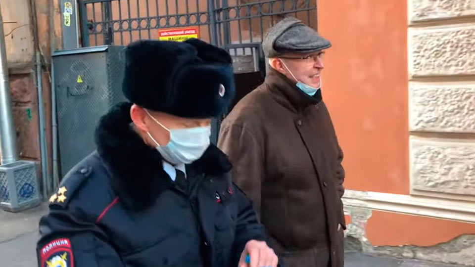Валерий Дмитриевич Соловей