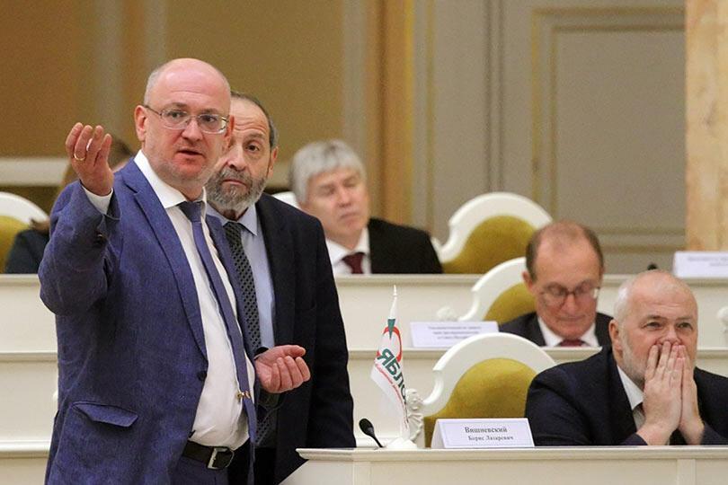 Вишневский и другие депутаты