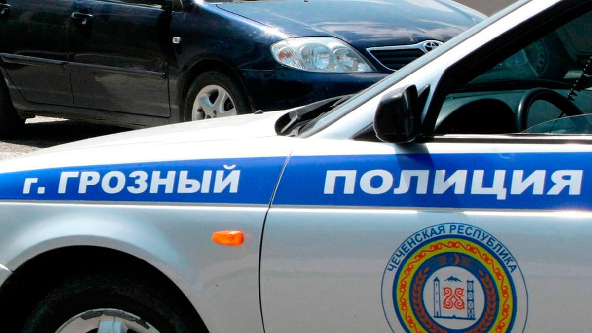 Полиция в Чечне