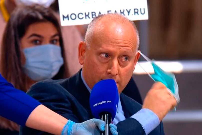 Журналист Стивен Розенберг БИ-БИ-СИ