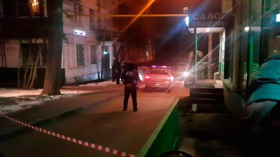 Убийство в Москве