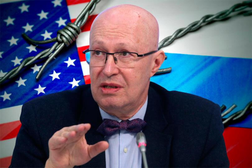 Политолог Соловей