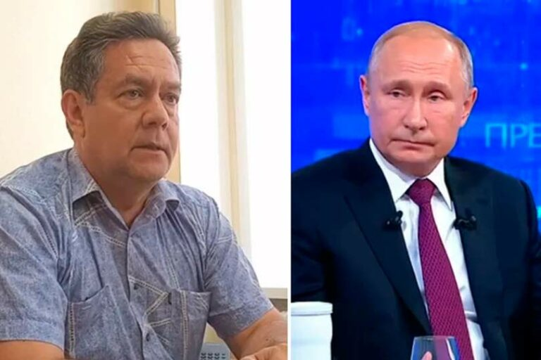 Путин упорно уклоняется от комментариев по поводу ареста Платошкина, что выглядит достаточно смешно