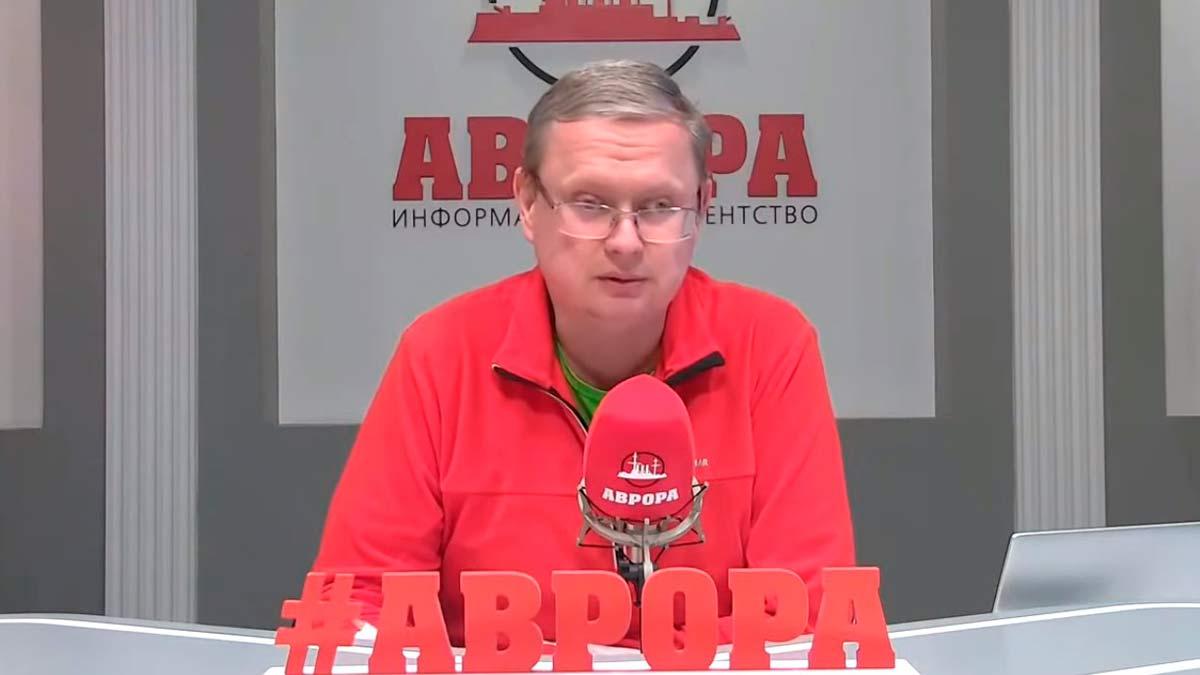Делягин на радио Аврора