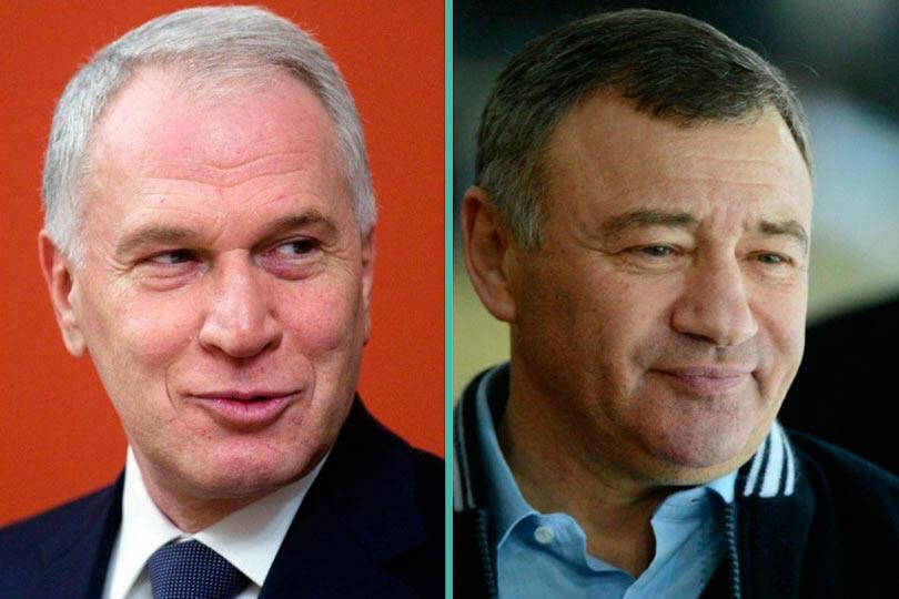 Ротенберг и Ковальчук