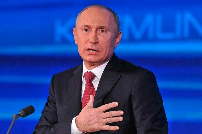 Полное собрание невыполненных обещаний Путина, можно издать в нескольких томах