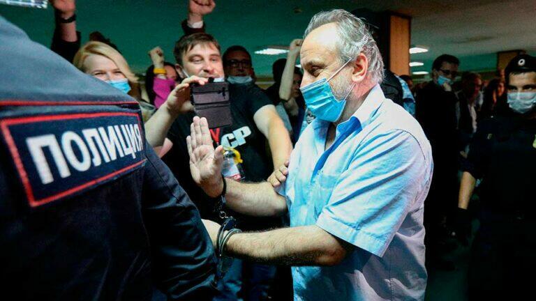 Шереметьева осудили, Платошкин на очереди, борьба с левой и правой оппозицией в России набирает обороты