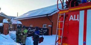 Пожар в Татарстане унес жизни четырех людей, из них двое дети