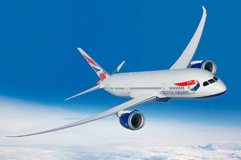 Британский гражданский самолет