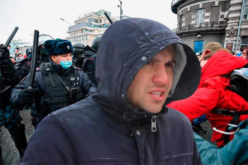 Депутат Бондаренко зимой