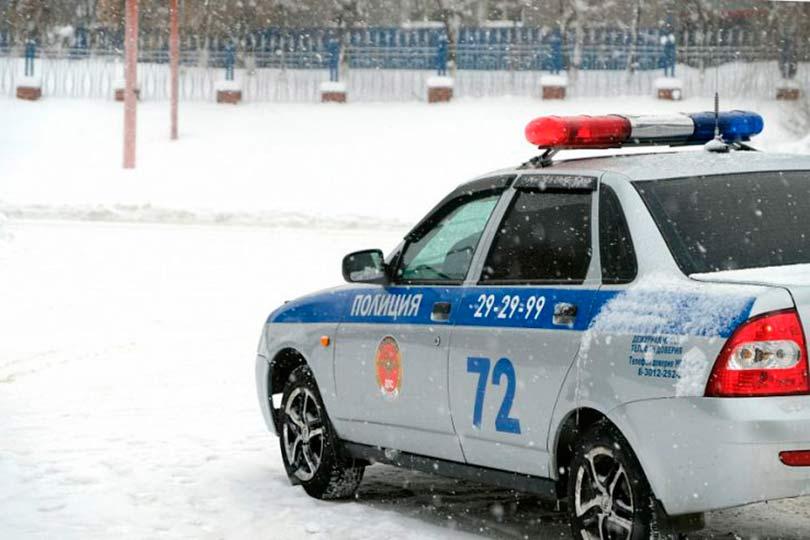 Бурятская полиция
