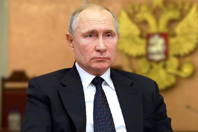 Путин в суде