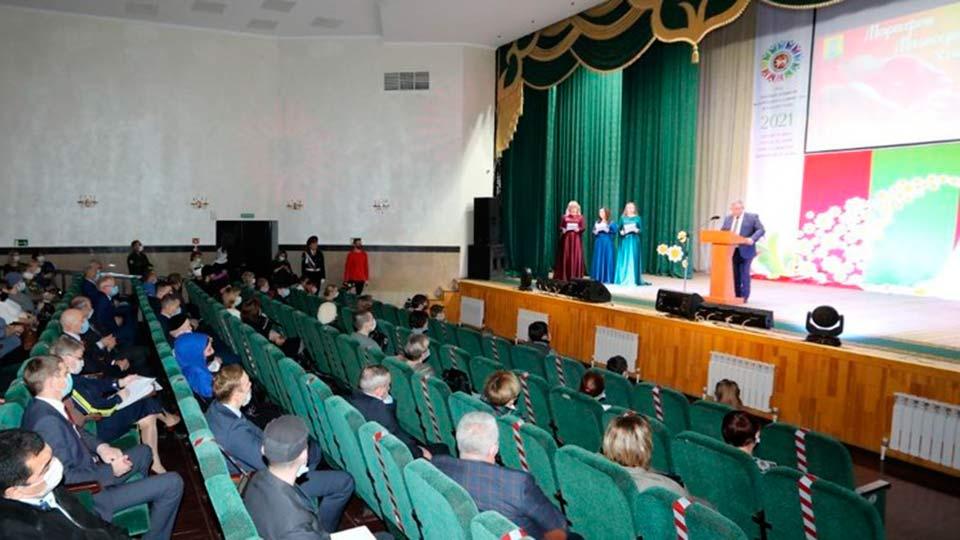 В городе Болгар прошел благотворительный марафон 2021