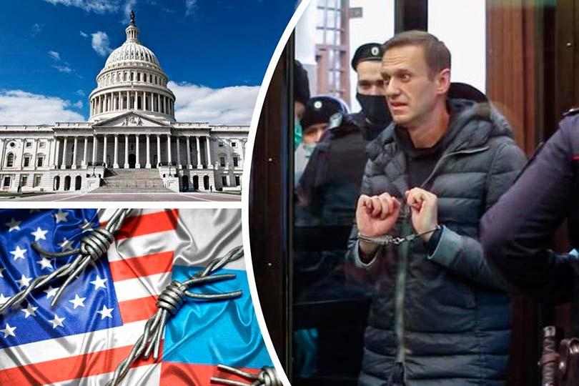 Санкции из-за Навального