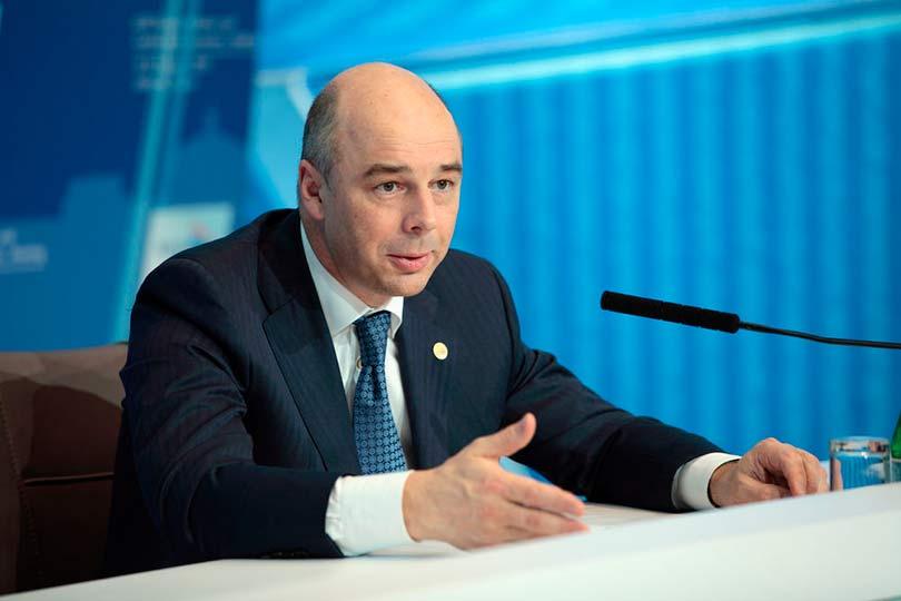 Глава Минфина РФ Силуанов