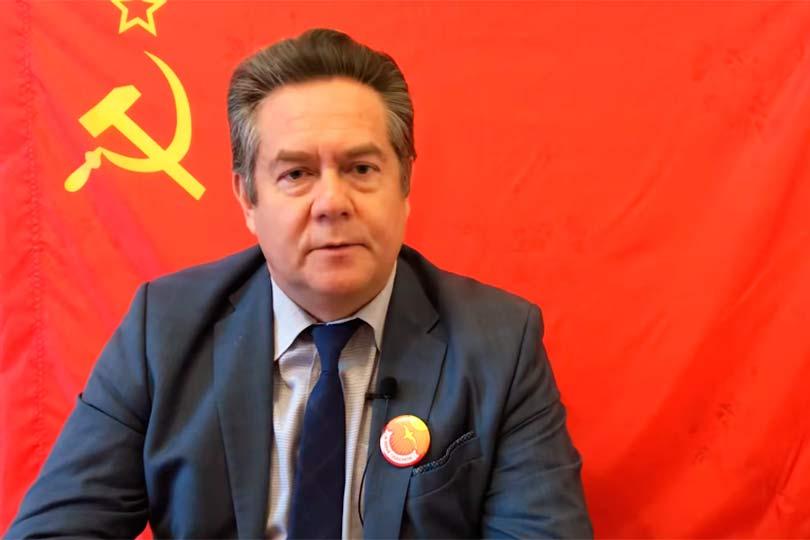 Платошкин СССР