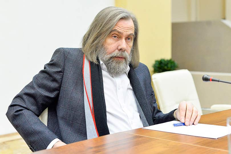 Михаил Погребинский