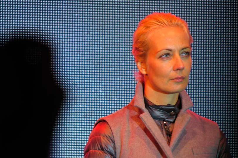 Жена Навального Юлия