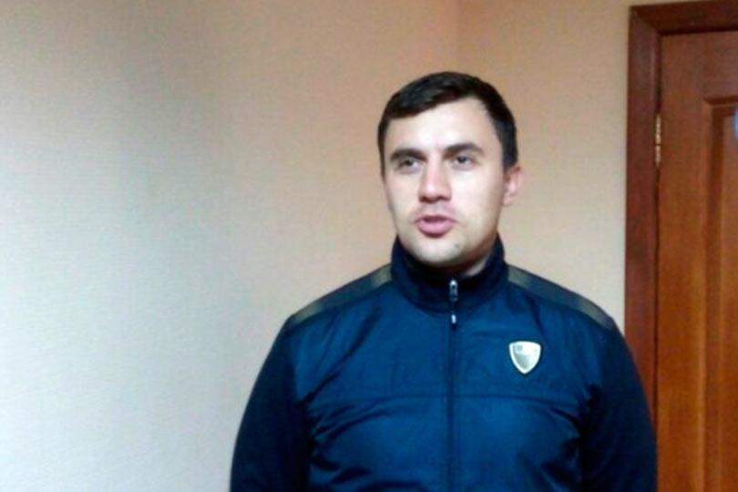 Арест Бондаренко