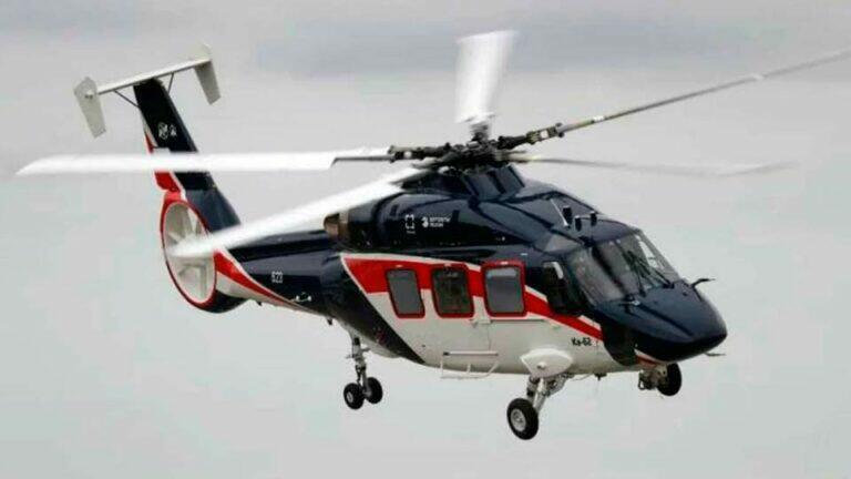 В России создан новейший вертолет Ка – 62, Трутнев провел приемку новых машин