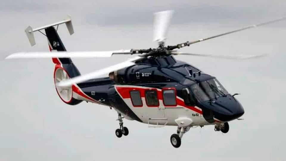 Вертолет Ка – 62
