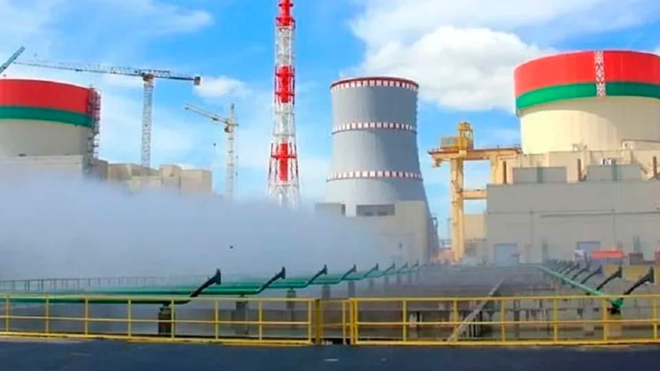 АЭС в Белоруссии