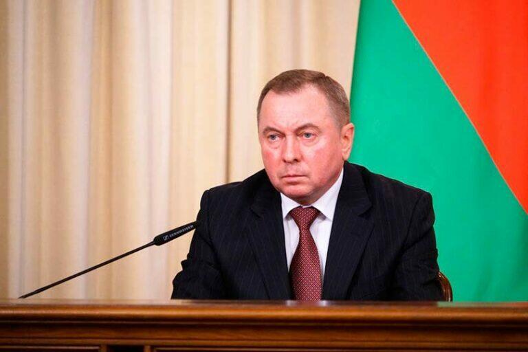 Глава МИЛ Беларуси Макей заявил, что кроме России их поддерживает еще много стран