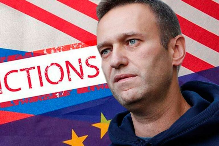 Bloomberg обрисовал параметры будущих санкций против России из-за Навального