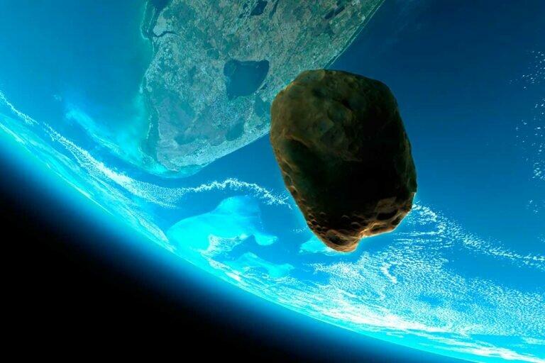 Сегодня к Земле приблизится астероид, размером с футбольное поле
