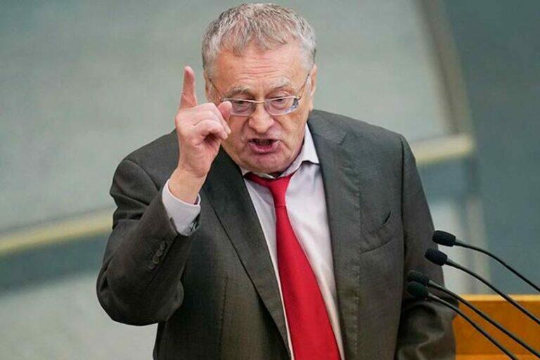 Жириновский сделал громкое заявление, о роспуске Госдумы в марте