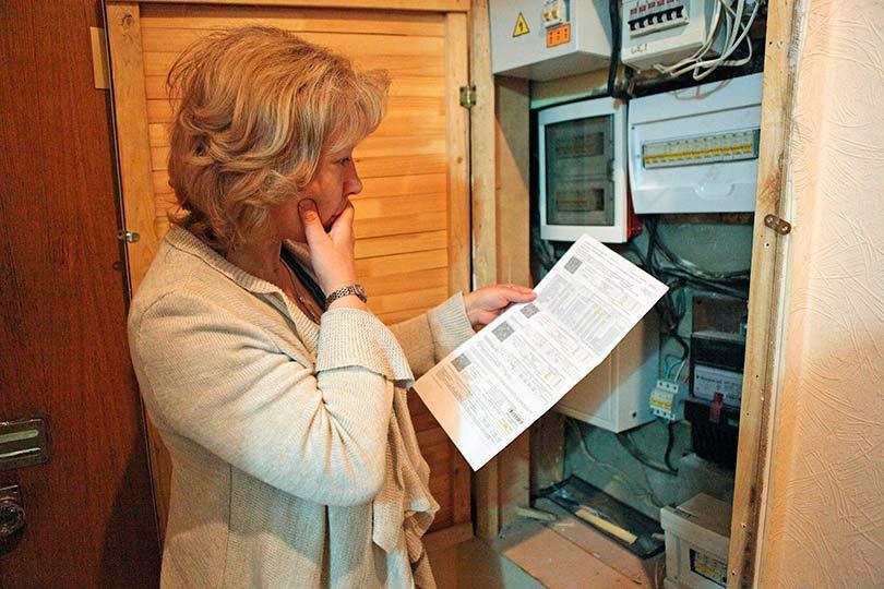Рост тарифов на электроэнергию