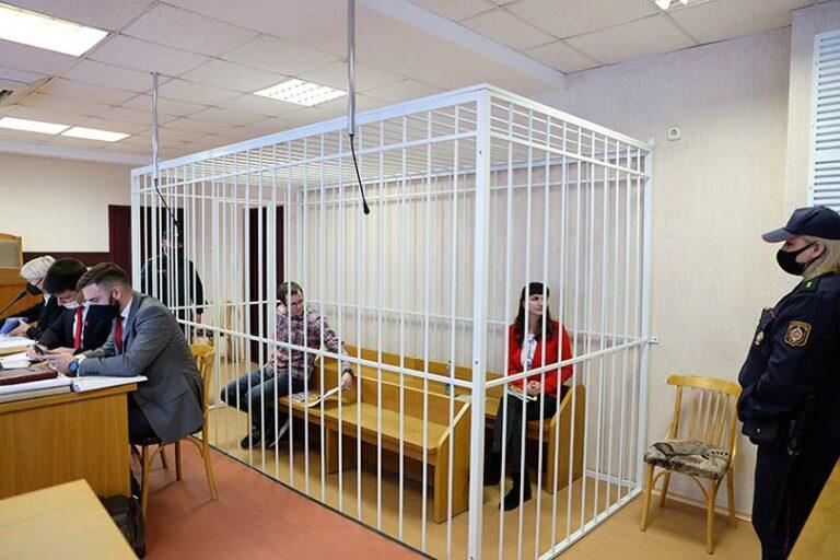 За убийство Бондаренко будут судить врача в Минске, который рассказал правду